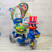 royal magician tricycle