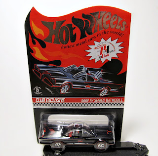 Hot Wheels RLC 1966 TV Series Batmobile