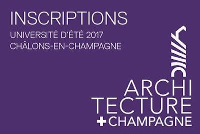 Architecture-Champagne-Université-d'été-à-Châlons-en-Champagne