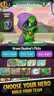 Plants vs. Zombies™ Heroes v1.10.14 Mod Apk+Data