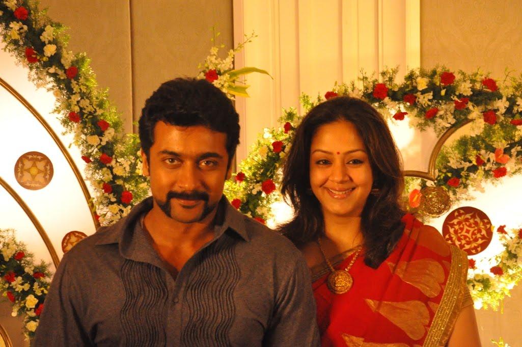 IGNITION STARTS: Surya and Jyothika Latest Photos