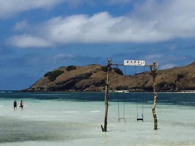 Aan Beach - Paket Tour Lombok