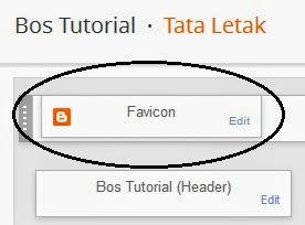 Cara Mengganti Logo Blog [Favicon] Dengan Gambar Sendiri - Bos Tutorial