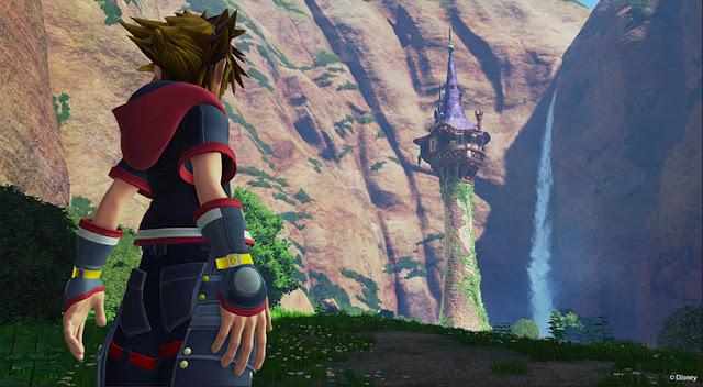 Kingdom Hearts 3 ya se está doblando al inglés, y actualiza web con nueva información
