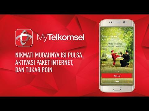 Cara Cek Pulsa via My Telkomsel