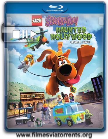 Lego Scooby-Doo!: Hollywood Assombrada Torrent - BluRay Rip 1080p e 720p Dual Áudio