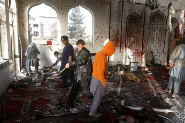 Afghanistan Mosque Attack: At least 29 Shia Worshippers Killed In Gardez