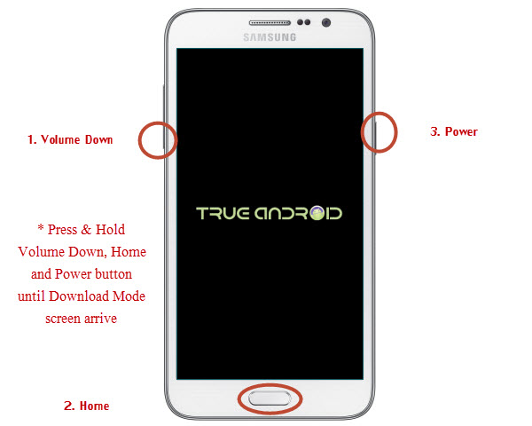 Samsung-Android-Mobile-Download-Mode-Keys