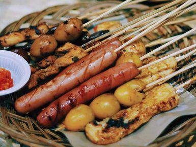 kuliner, makan enak, makan, jajanan malam murah, angkringan