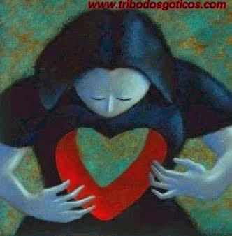 coração vazio