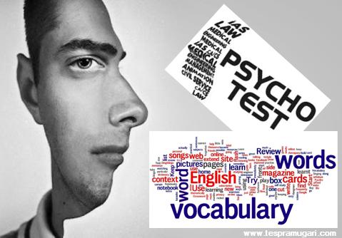 Tes Psikotes Bahasa Inggris Pramugari