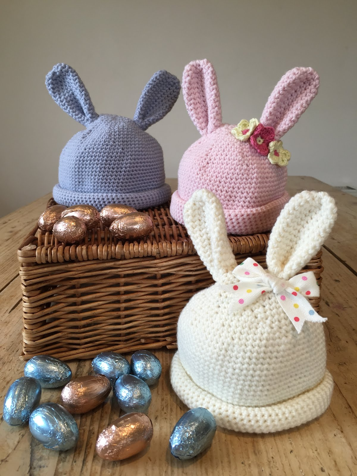 Bunny Hats for Babies