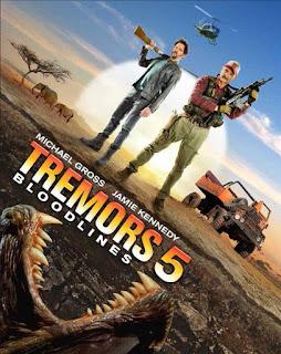 Terror en el desierto 5 (2015) Online
