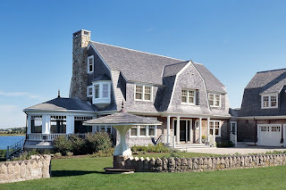 Interesting Cape Cod House