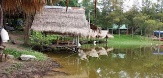 Chiang Mai, lago Huay Tung Tao.