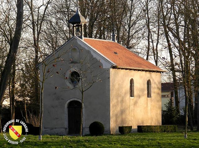 LANEUVEVILLE-DEVANT-NANCY (54) - Chapelle Notre-Dame de Montaigu (1625)