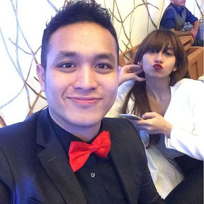 Gilang Dirga instagram foto