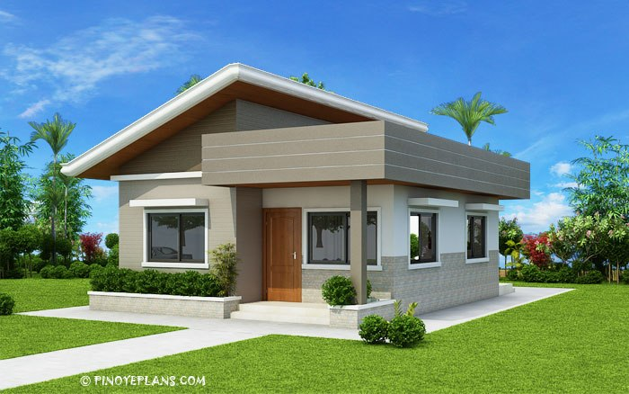 Looking for house floor plans online has made considering the perfect plan easier and less time consuming since thousands of ready-made house plans are just a click away. The easiest way to find house plans that meet all of your needs is to first determine with your budget, the style and design of house you like. Take a look at this free house floor plan for your inspiration.  Sponsored Links    TWO BEDROOM SMALL HOUSE DESIGN                     SPECIFICATIONS: Total floor area: 61 square meters Total lot area: 134 square meters Lot width: 10 meters Lot depth: 16.7 meters Bedroom: 2 Bathroom: 2 Kitchen: 1  SOURCE: www.pinoyeplans.com  Advertisements Sabrina – One Storey Single Attached           SPECIFICATIONS: Total floor area: more or less 100 square meters Total floor area: 13 meters by 15.5 meters Bedroom: 3 Batroom: 1 Kitchen: 1  SOURCE: amazingarchitecture.net   Sponsored Links  Dominic One Storey House Plan           SPECIFICATIONS: Total floor area: 100 m² Total lot area: 202 m² (13 x 15.53 m) Bedroom: 3 Bathroom: 1 Kitchen: 1  SOURCE: amazingarchitecture.net  RELATED POSTS: