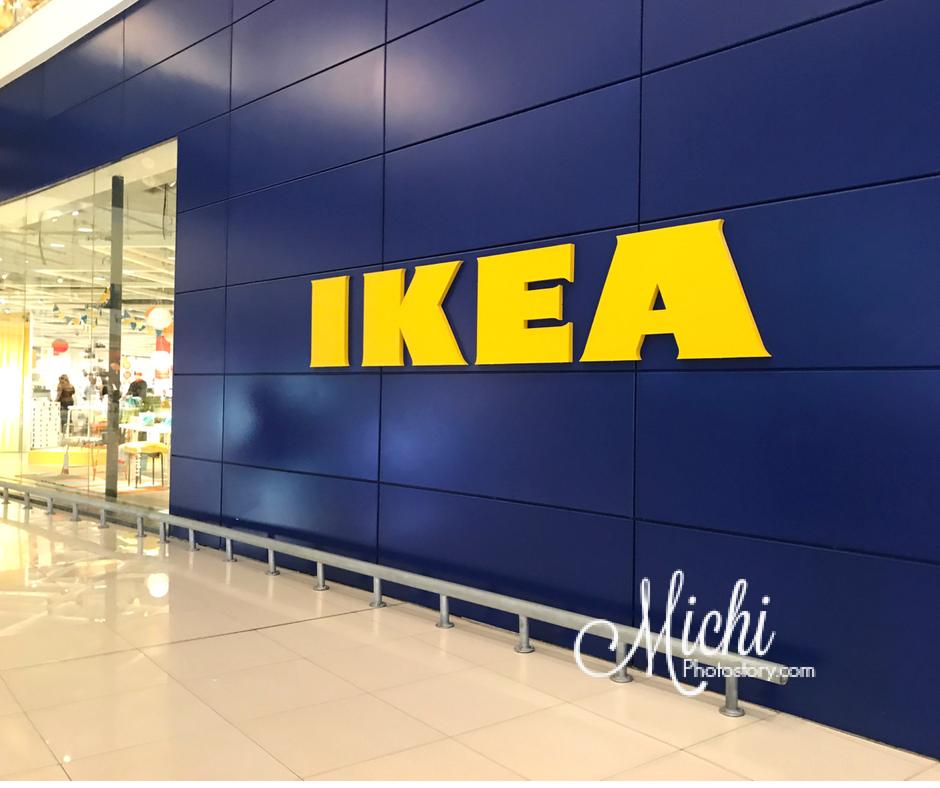 Michi Photostory Shopping At Ikea Bangna