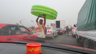 You need a pool, Abidjan streets has em!