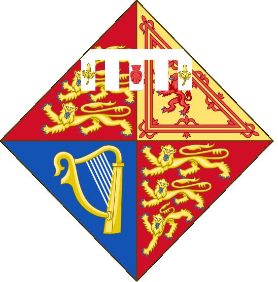 Sam's Flags: Princess Charlotte Of Cambridge