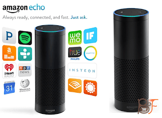 The Amazon Echo - You'll Never Be Alone Anymore