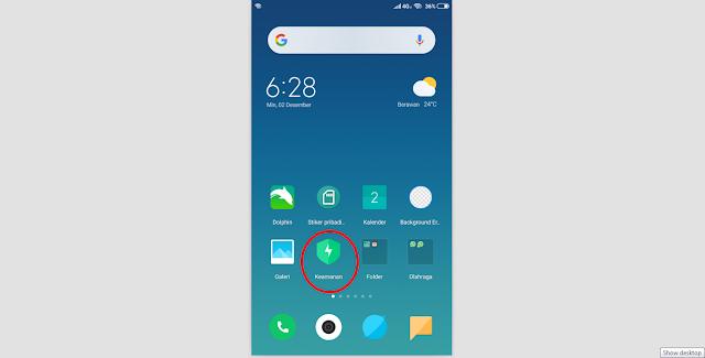 Cara Melihat daftar Blokir di Hp Xiaomi MIUI 10 Terbaru
