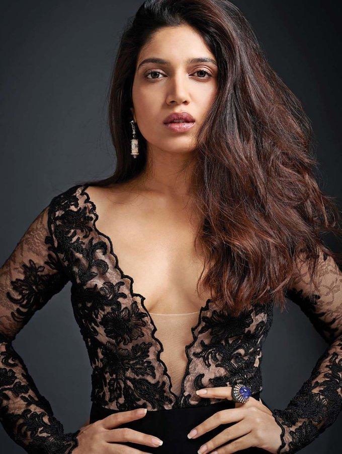 Bhumi Pednekar for Filmfare 2017 Photoshoot