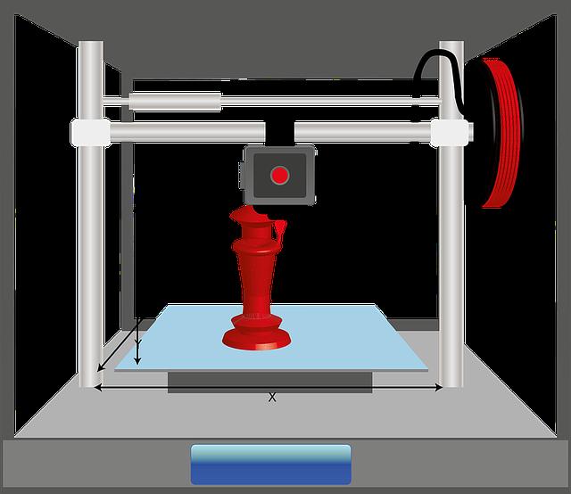 3D Printer क्या होता है और कैसे work करता है