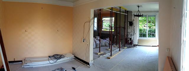 Chantiers rénovation maison appartement