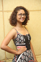 Actress Aditi Myakal Looks gorgeous in Sleeveless Deep Neck Top at Ami Tumi success meet ~  Exclusive 161.JPG