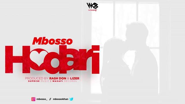 Mbosso (Mboso) - Hodari