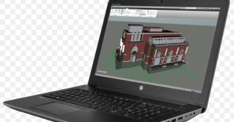 HP ZBook Studio G3 Conexant HD Audio 64x