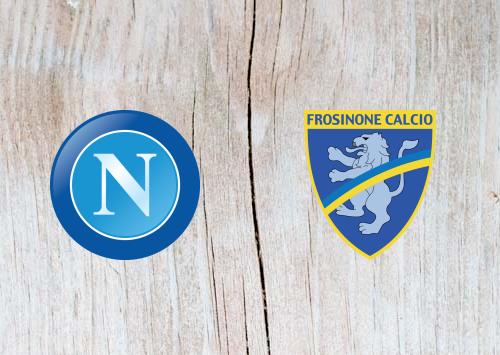Napoli vs Frosinone Full Match & Highlights 08 December 2018