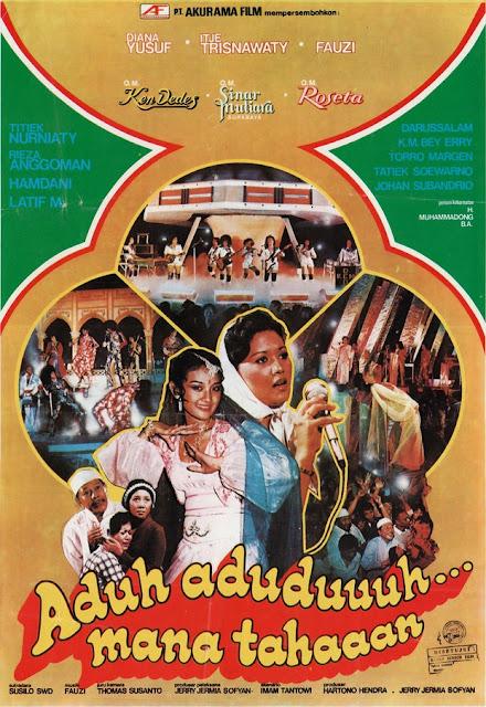Aduh Aduh Mana Tahan (1980)