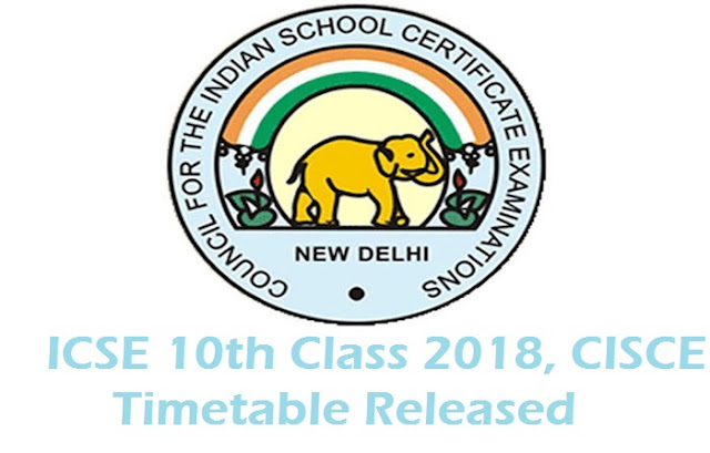 ICSE_10th-class-timetable-released