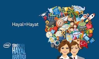 Intel, Türkiye'nin Hayal Haritası ve Girişimcilik DNA'sını Çıkardı