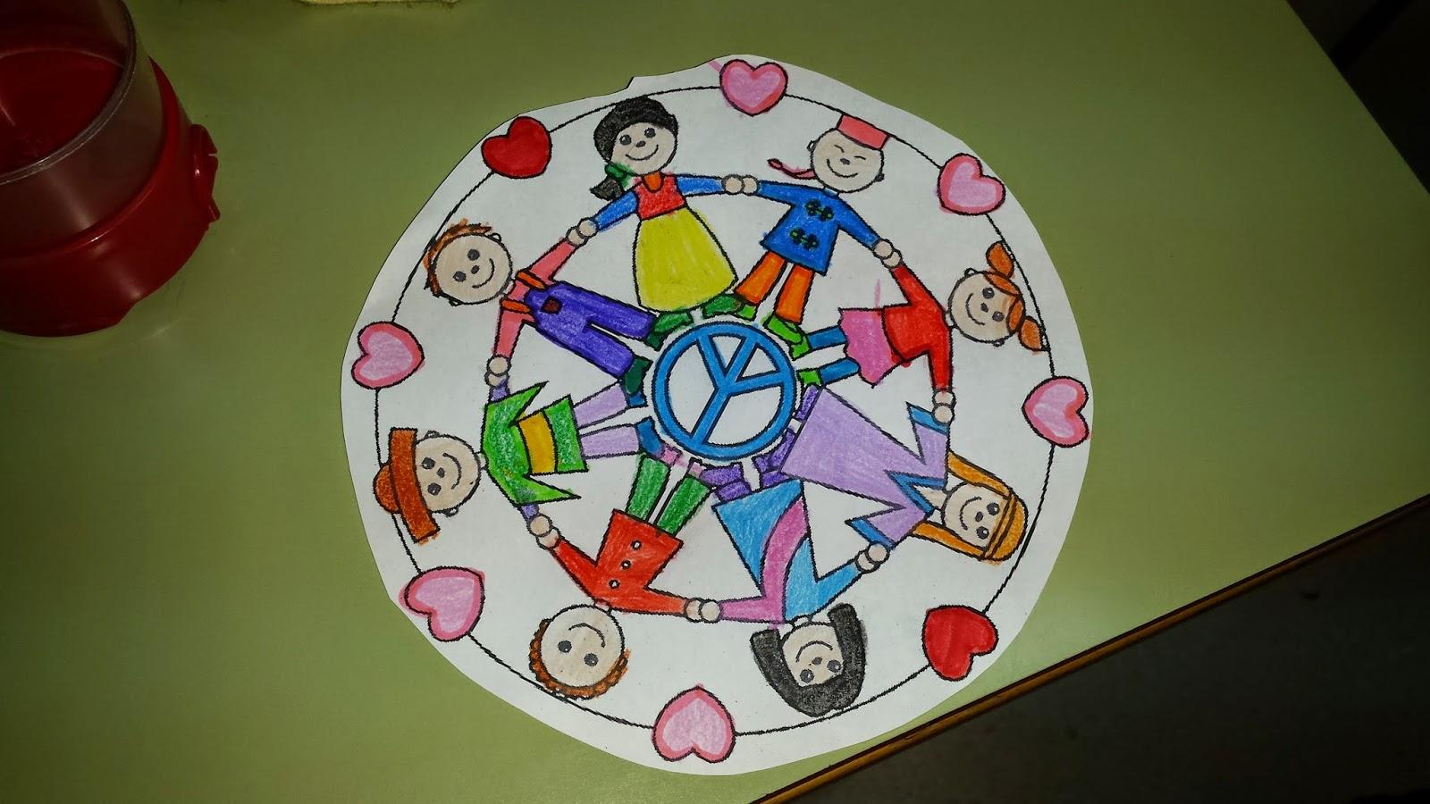 Día De La Paz Galería De Dibujos Y Carteles Niños Del: ALGOPEKES: Día De La Paz