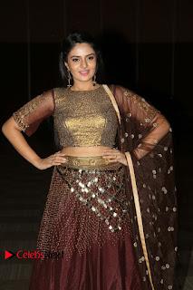 Actress Anchor Sri Mukhi Pictures at Araku Road Lo Audio Launch  0115