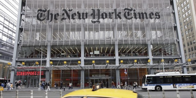 You Want To Guess How Much Time The Networks Spent On The NYT's Anti-Semitic Cartoon Fiasco?