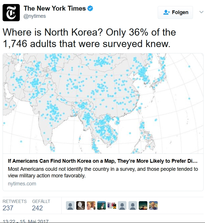 Defence And Freedom Where Is North Korea - Us Trying To Find North Korea On Map