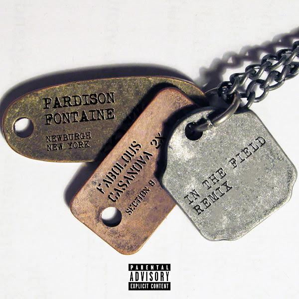 Pardison Fontaine - In the Field (Remix) [feat. Fabolous & Casanova 2x] - Single  Cover