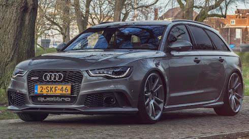 Audi S6 and Rs6 luxury sports cars information : ~ New cars information