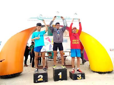 V Corrida Solidária 6,5 km contou com 100 competidores e disputas acirradas
