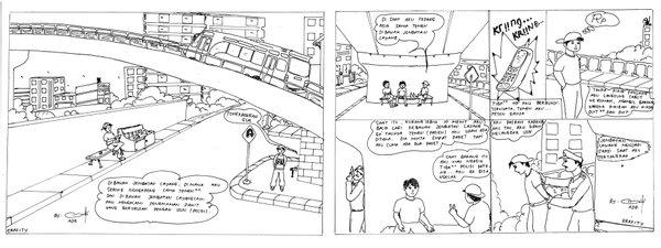 Plotpoint Publishing Workshop Kita Bercerita Komik Curhat