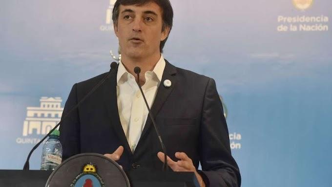 El ministro Bullrich insistió en que no habrá paritaria nacional