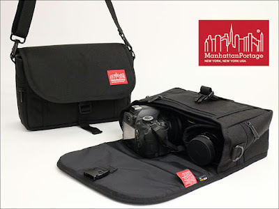 Manhattan Portage Gracie Camera Bag14