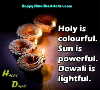 Diwali SMS in English