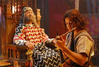 Série: A Vida de Saul - Saul e Davi
