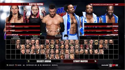 تحميل لعبة WWE 2K16 للكمبيوتر